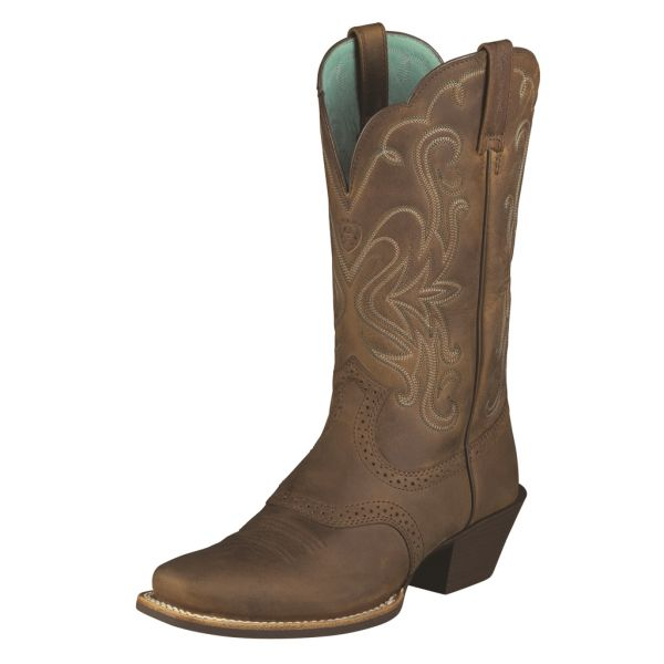 Ariat Women's Legend Distressed Brown