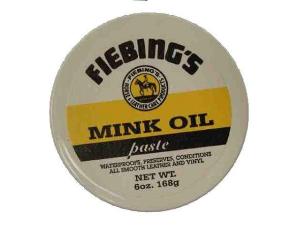 Fiebings Golden Mink Oil Paste