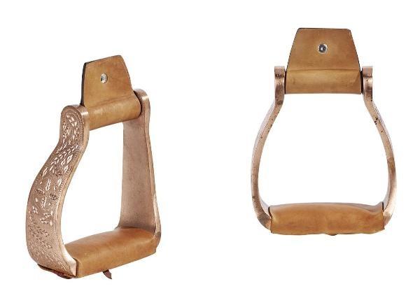 Steigbügel Show Copper