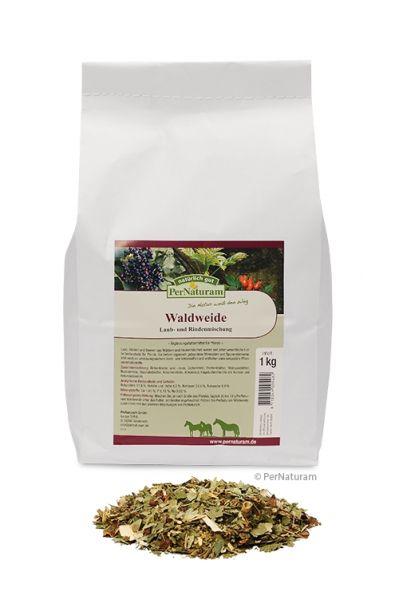 PerNaturam Waldweide 1 kg - Verdauungsförderung