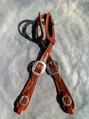 Buckaroo Old West Visalia Headstall