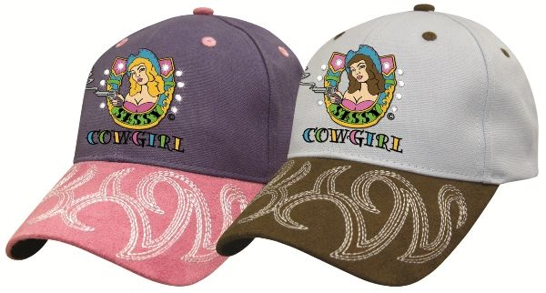 CAP Sassy Cowgirl