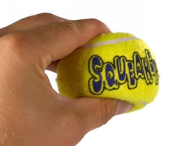Kong Squeazair Tennisball XS 3 Stück