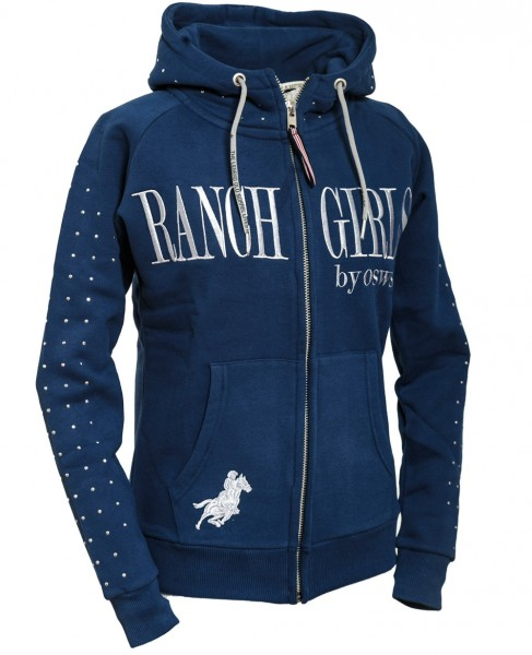 Ranchgirl Sweat Jacket Savannah