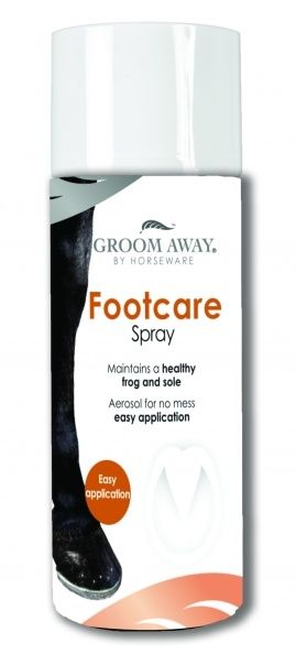 Horseware Groom Away Footcare Spray Hufpflege