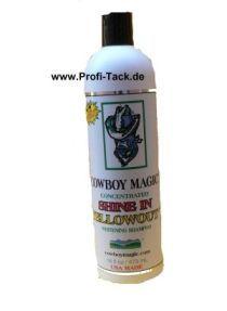 Cowboy Magic Shine in Yellowout - Coat Whitening