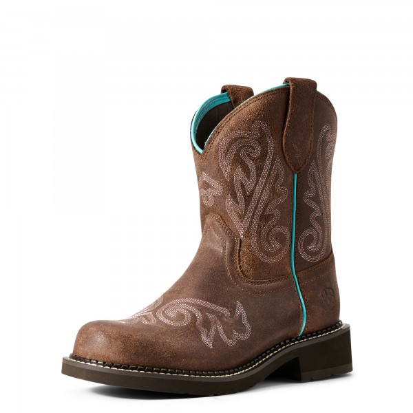 Ariat Womens Fatbaby Heritage Heavenly