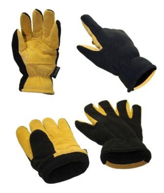 MAJESTIC Handschuhe WINTER DEERSKIN