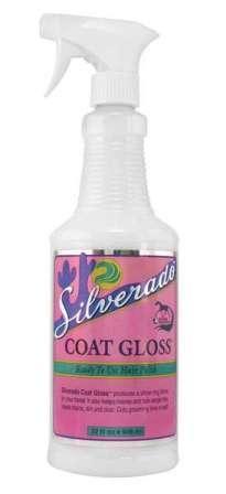 Healthy Hair Care Silverado Coat Gloss