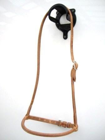 MOUTH-CLOSER ROUND-NOSEBAND Harness