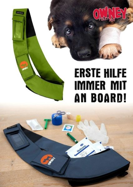 Owney bandee First Aid