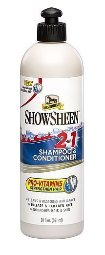 Absorbine ShowSheen 2-In-1 Shampoo & Conditioner
