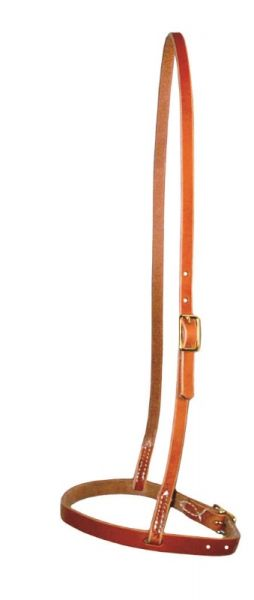 Ultimate Cowboy Gear Mouth Closer Harness flat