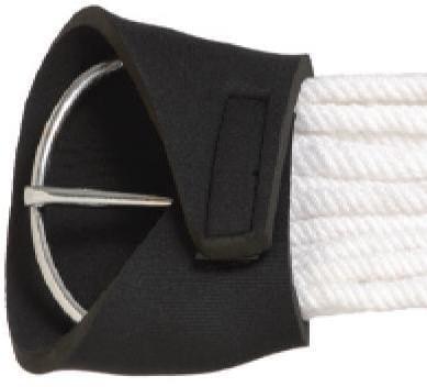 Cinch Ring Cover für Mohair Bauchgurte aus Neopren