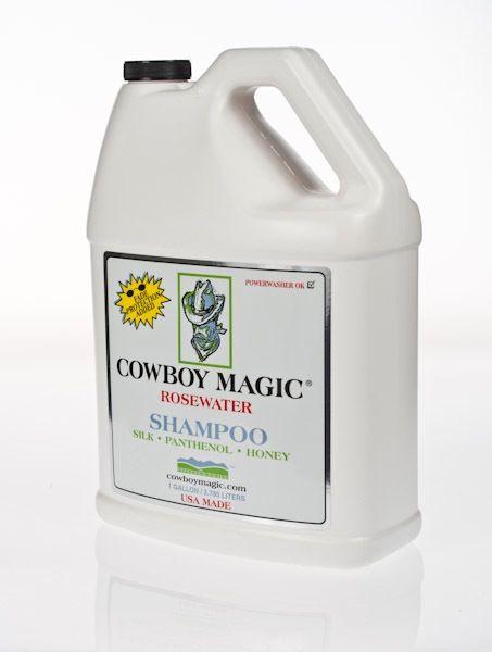 Cowboy Magic Rosewater Shampoo - Gallon - 3,8ltr