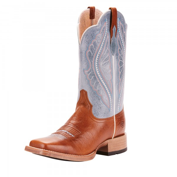 Ariat Womens Prime Time Westernboots Gingersnap