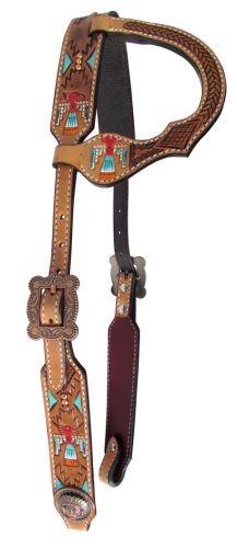 Showman Einohr Kopfstück Thunerbird