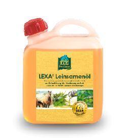 LEXA-Leinsamenöl 5L