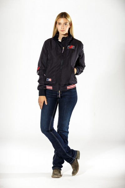 OSWSA WOMEN WINDBREAKER BLOUSON Peyton navy
