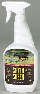 SATIN SHEEN original Fiebings Flasche