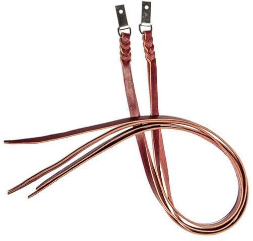 Saddlestrings mit Clip Dees zur Befestigung von Satteltaschen